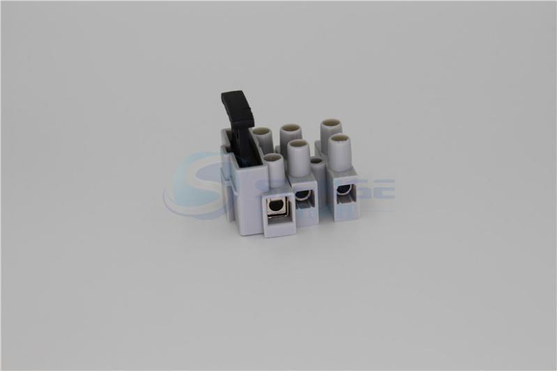 供应FT06保险丝座端子台 接线端子