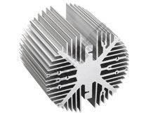鋁型材散熱器生產定製/散熱器鋁材專業加工生產