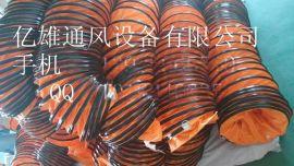 厂家专业生产PVC伸缩通风管,PVC通风管,船用风管,排烟排废气风管