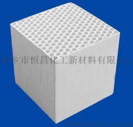 莫来石蜂窝陶瓷蓄热体150*150*300蜂窝陶瓷
