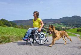 德国AAT可折叠电动轮椅SERVO