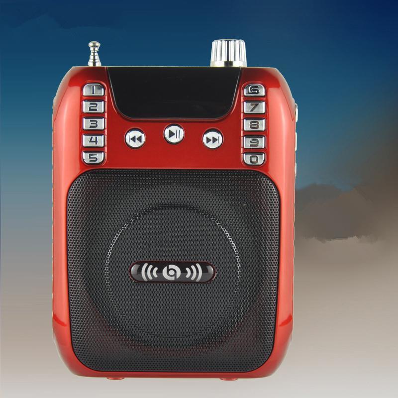 品度M61小蜜蜂擴音器教師專用教學 導遊腰掛無線 大功率