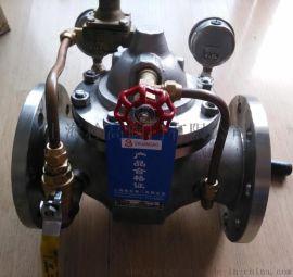 批发 200X不锈钢可调式减压阀 200X减压阀 304 316不锈钢减压阀