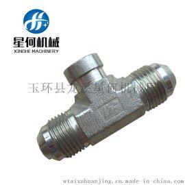 厂家批发铁接头 水暖铁管件配件 4分三通弯头 内外丝碳钢三通