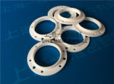 特氟龙打孔垫圈 聚四氟乙烯异形件 生产厂家直销