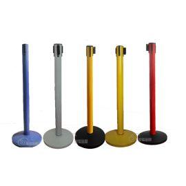 彩色立柱一米线隔离带