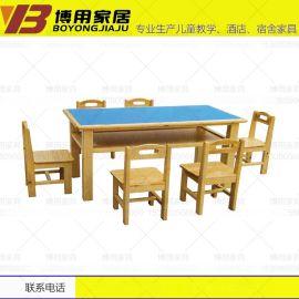 四川儿童桌椅定制 课桌 学生桌 幼儿园家具厂家