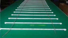 超亮5730带铝槽滴胶防水卷帘灯卡布灯条拉布灯条工厂订做批发V信q1595688008