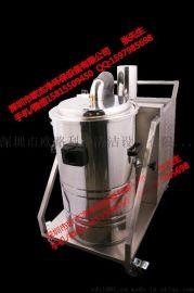 欧杰净EUR-DG220F三相工业吸尘器 太原市粉尘工业吸尘器 工业吸尘器 大功率 380V