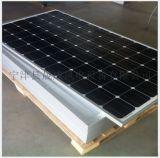 厂家直销100W单晶太阳能电池板 太阳能电池片  质量好价格低