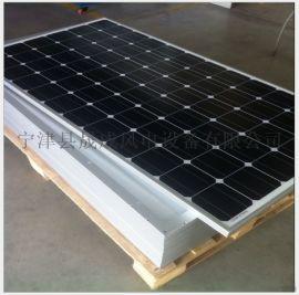 100W单晶太阳能电池板 太阳能电池片 质量好