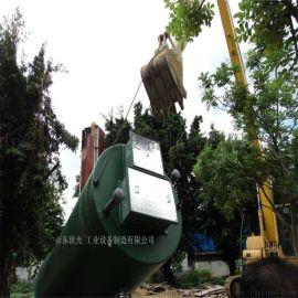 地埋式预制泵站、污水提升设备