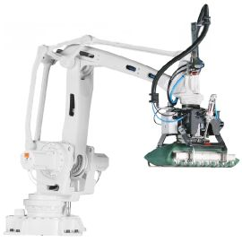 搬运机器人机械抓手 码垛搬运工业机器人 全自动智能码垛机