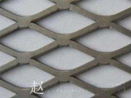 幕墙装饰网 铝板钢板网 六角孔钢板网吊顶