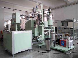 威海豪跃自动化专业生产真空灌胶机,真空点胶机