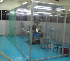 中达百级洁净棚厂家供应设计安装