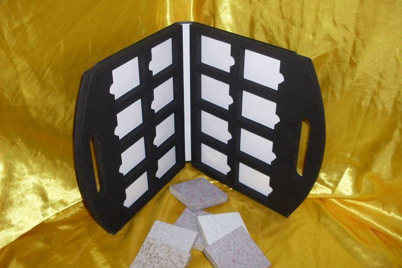 手提EVA石英石色卡盒