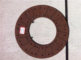 大奔离合器面片摩擦片 (DB-1010)