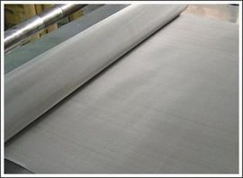 不锈钢筛网(200-600目)