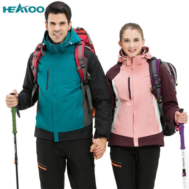 戶外防寒服男士高端保暖羽絨內膽衝鋒衣冬工作服定製可刺繡印LOGO