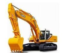 挖掘机液压系统维修