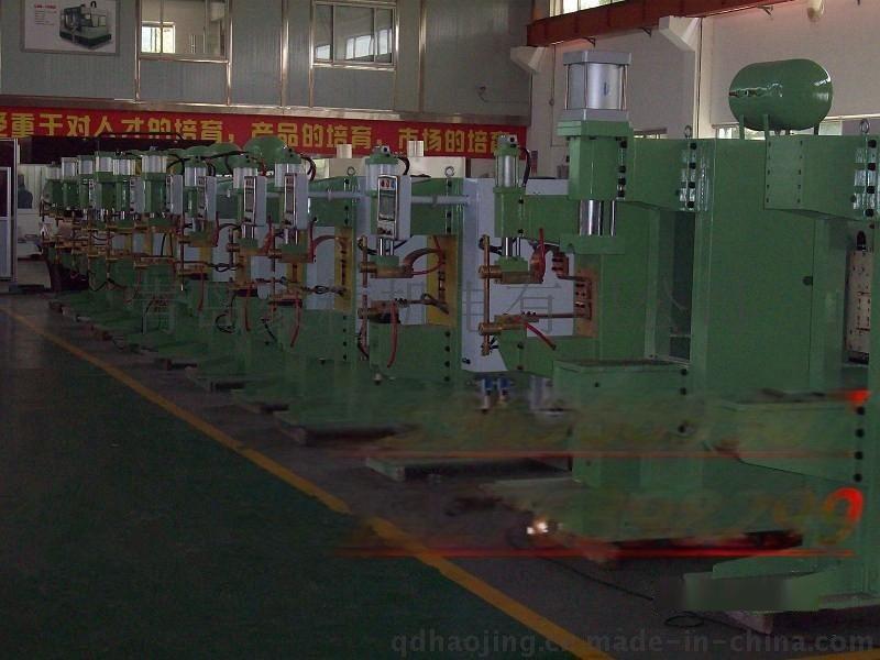 鋁板點焊機、青島交流點焊機、縫焊機、逆變點焊機、三相次級整流點焊機 青島豪精機電有限公司