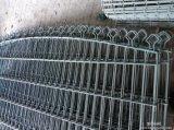 生产销售优质双横丝护栏夹丝隔离栅