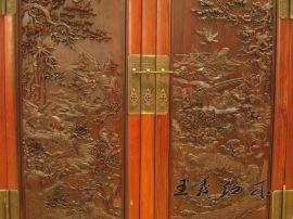 哪家的红木顶箱柜好,明清古典中式家具,
