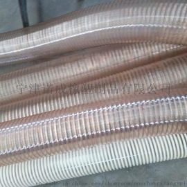 pu钢丝伸缩管,镀铜钢丝管的价格、山东诺成橡塑