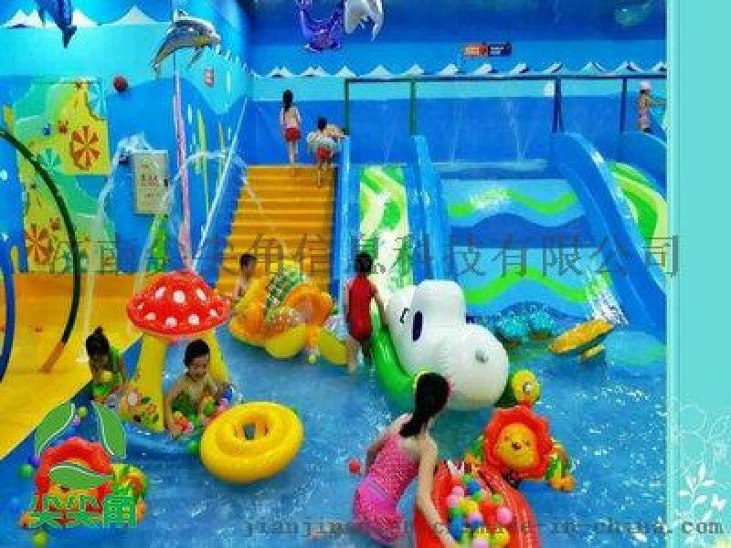 打造一個小型兒童室內水上樂園設備價格是多少錢