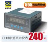 称重测量智能显示控制仪器高稳定性 高精度简易多功能型测量仪表