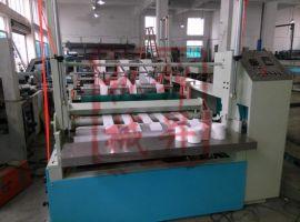 杭州美容柔巾卷设备全自动高速柔巾卷机器纯棉有芯无芯柔巾卷生产设备