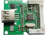 晶鑫微JXW1S智能语音控制方案-语音识别IC