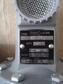 美国(Fisher费希尔)燃气627-576液化气调压阀/高转中压减压阀