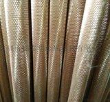 锦泰华供应H59拉花铜棒 直纹 网纹加工 滚花黄铜棒