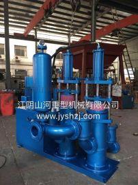 压滤机专用泵:结构合理,输送量和排出压力可自动调节,节约能源