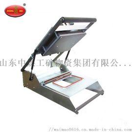 HS300托盘封口机 手动托盘封口机