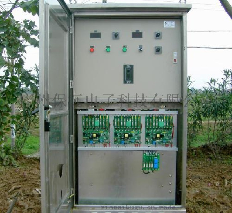 保瓦SZJK-100kva智能照明节电器