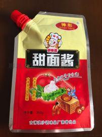 安阳金霖彩印包装制品,专业生产甜面酱包装,调料包装