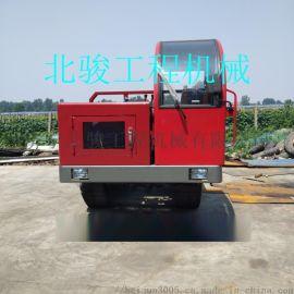 钢制履带运输车 自走履带运输车