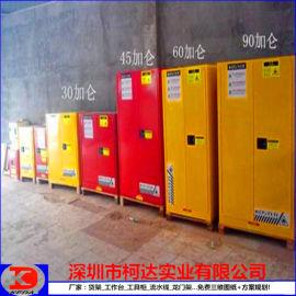 红颜色防爆柜 工业、实验室专用安全柜 CE认证