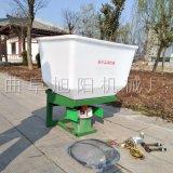 熱銷旭陽懸掛式撒肥機農用車載式施肥器