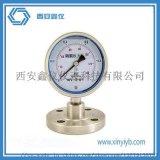 直销西安鑫仪隔膜压力表