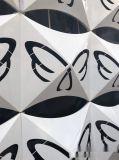 岳阳幕墙铝单板 艺术镂空铝单板 镂空铝板造型