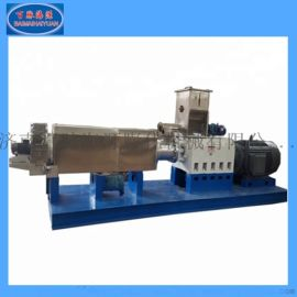 高性价比型煤粘合剂预糊化淀粉膨化机加工设备