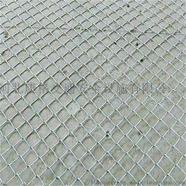 康格矿用镀锌勾花网安平煤矿防护网 活络网菱形网