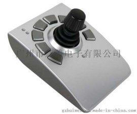 niko智能MINI车载船载云台高速球控制键盘带雨刷控制MK-MINI200KB