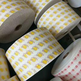 笑脸汉堡纸、汉堡包包装防油纸、汉堡纸定做LOGO印刷、汉堡纸