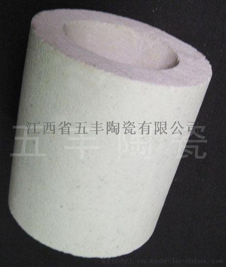 五峰山牌微孔陶瓷过滤管