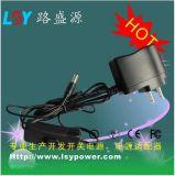 路盛源-热卖12V500mA电源适配器3c认证6W带开关的电源适配器